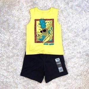 Oshkosh B'gosh Baby Boy Outfit Size 24m